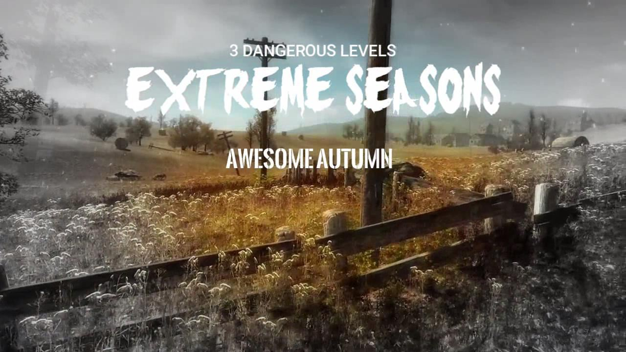 Extreme Hunting Seasons