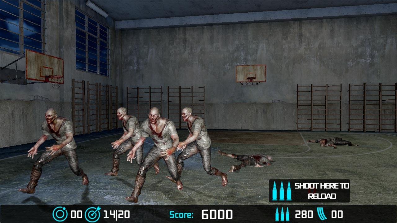 Zombie Hunter Game